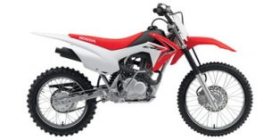 2014 Honda CRF® 125F (Big Wheel)