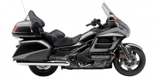 2014 Honda Gold Wing® Audio Comfort Navi XM ABS