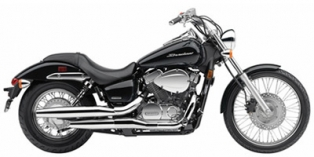 2014 Honda Shadow® Spirit 750 ABS