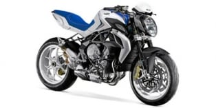 2014 MV Agusta Brutale 800 Italia with ABS