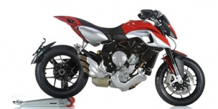2014 MV Agusta Rivale 800 With ABS