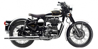 2014 Royal Enfield Bullet C5 Chrome Special