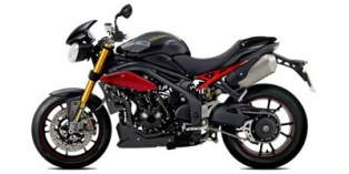 2014 Triumph Speed Triple R ABS