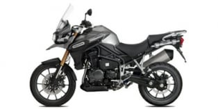 2014 Triumph Tiger Explorer
