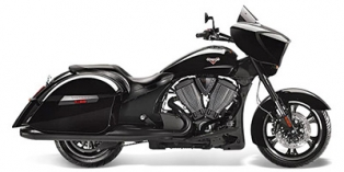2015 Victory Cross Country® 8-Ball