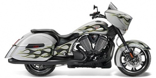 2014 Victory Cross Country® Factory Custom Paint