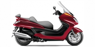 2014 Yamaha Majesty 400