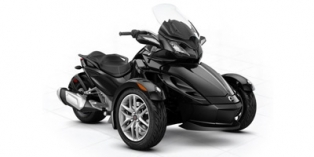2015 Can-Am Spyder ST Base