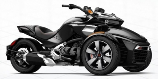 2015 Can-Am Spyder F3 -S