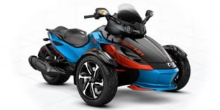2015 Can-Am Spyder RS S