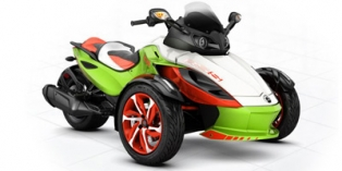 2015 Can-Am Spyder RS S Special Series