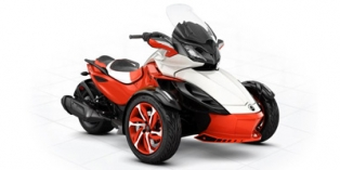2015 Can-Am Spyder ST S Special Series