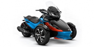 2015 Can-Am Spyder ST S