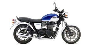 2015 Triumph Bonneville Base