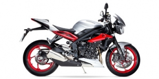 2015 Triumph Street Triple Rx Special Edition