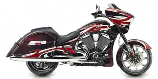 2015 Victory Magnum Ness