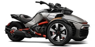 2016 Can-Am Spyder F3 S