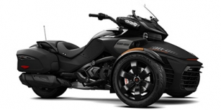 2016 Can-Am Spyder F3 Limited Special Series