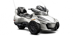2016 Can-Am Spyder RT S