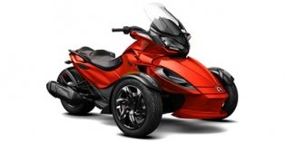 2016 Can-Am Spyder ST S