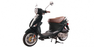 2016 Genuine Scooter Co. Buddy 170i