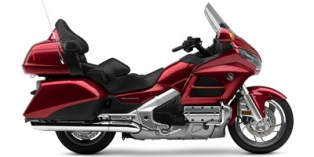 2016 Honda Gold Wing® Airbag