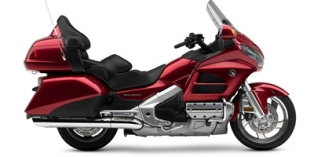2016 Honda Gold Wing® Audio Comfort