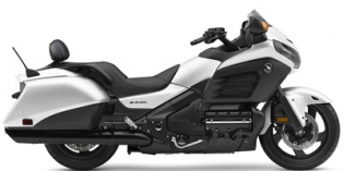 2016 Honda Gold Wing® F6B Deluxe