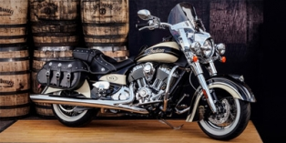 2016 Indian Chief® Limited Edition Jack Daniels Vintage