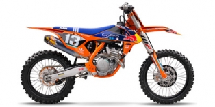 2016 KTM SX 250 F Factory Edition