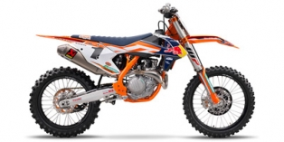 2016 KTM SX 450 F Factory Edition