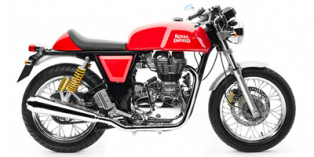 2018 Royal Enfield Continental GT Cafe Racer