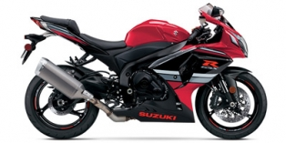 2016 Suzuki GSX-R 1000 Commemorative Edition