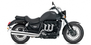 2017 Triumph Rocket III Roadster