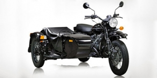 2016 Ural cT Dark Force
