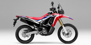 2017 Honda CRF® 250L Rally ABS