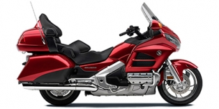 2017 Honda Gold Wing® Audio Comfort Navi XM