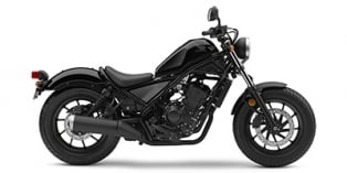 2017 Honda Rebel® 300 ABS