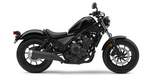2017 Honda Rebel® 500 ABS