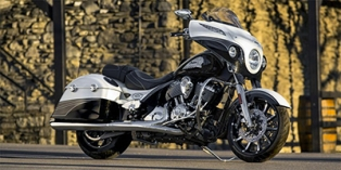 2017 Indian Chieftain® Jack Daniels  Limited Edition Chieftain