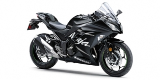 2017 Kawasaki Ninja® 300 ABS Winter Test Edition