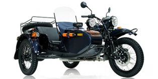 2018 Ural Baikal Limited Edition