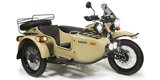 2018 Ural Gear-Up Sahara SE