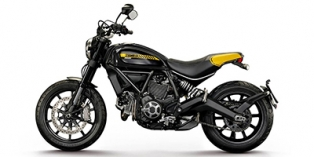 2018 Ducati Scrambler® Full Throttle