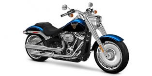 2018 Harley-Davidson Softail® Fat Boy 114