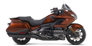 2018 Honda Gold Wing®