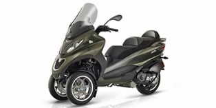 2018 Piaggio MP3 500 ie LT Sport ABS