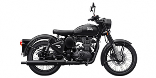 2018 Royal Enfield Classic Stealth Black