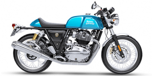 2019 Royal Enfield Twins Continental GT