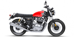 2020 Royal Enfield Twins INT650